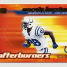 2001 Pacific Invincible Afterburners #06 Marvin Harrison - Indianapolis Colts 0252/2000