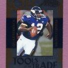 2000 Absolute Tools Of The Trade #TT14 Daunte Culpepper - Minnesota Vikings 0619/2000