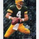 2000 Black Diamond Football #043 Brett Favre - Green Bay Packers