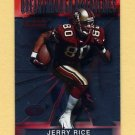 2000 Bowman Breakthrough Discoveries #BD1 Jerry Rice - San Francisco 49ers