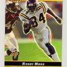 2000 Bowman's Best Football #043 Randy Moss - Minnesota Vikings