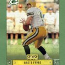 2000 Bowman Reserve Football #032 Brett Favre - Green Bay Packers