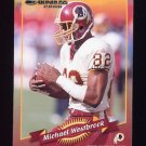 2000 Donruss Football #147 Michael Westbrook - Washington redskins