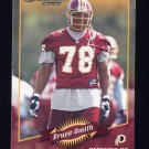 2000 Donruss Football #146 Bruce Smith - Washington redskins