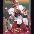 2000 Donruss Football #145 Brad Johnson - Washington redskins