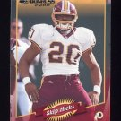 2000 Donruss Football #144 Skip Hicks - Washington redskins