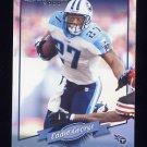 2000 Donruss Football #137 Eddie George - Tennessee Titans