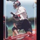 2000 Donruss Football #133 Keyshawn Johnson - Tampa Bay Buccaneers