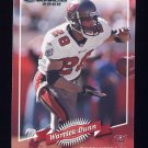 2000 Donruss Football #131 Warrick Dunn - Tampa Bay Buccaneers
