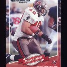 2000 Donruss Football #130 Mike Alstott - Tampa Bay Buccaneers