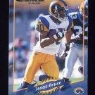 2000 Donruss Football #129 Isaac Bruce - St. Louis Rams