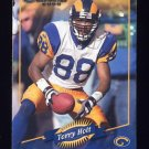 2000 Donruss Football #127 Torry Holt - St. Louis Rams