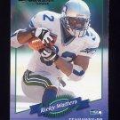 2000 Donruss Football #124 Ricky Watters - Seattle Seahawks