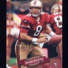 2000 Donruss Football #117 Steve Young - San Francisco 49ers