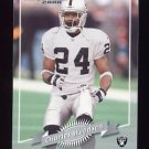 2000 Donruss Football #101 Charles Woodson - Oakland Raiders