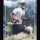 2000 Donruss Football #092 Jake Reed - New Orleans Saints
