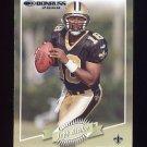 2000 Donruss Football #091 Jeff Blake - New Orleans Saints