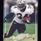2000 Donruss Football #090 Ricky Williams - New Orleans Saints