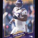 2000 Donruss Football #086 John Randle - Minnesota Vikings