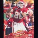 2000 Donruss Football #076 Tony Gonzalez - Kansas City Chiefs