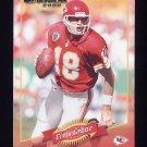 2000 Donruss Football #075 Elvis Grbac - Kansas City Chiefs