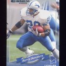 2000 Donruss Football #055 Barry Sanders - Detroit Lions