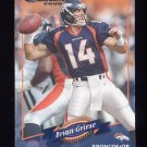 2000 Donruss Football #053 Brian Griese - Denver Broncos