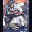 2000 Donruss Football #050 Olandis Gary - Denver Broncos