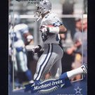 2000 Donruss Football #045 Michael Irvin - Dallas Cowboys