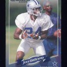 2000 Donruss Football #043 Joey Galloway - Dallas Cowboys