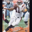 2000 Donruss Football #034 Akili Smith - Cincinnati Bengals