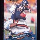 2000 Donruss Football #029 Marcus Robinson - Chicago Bears