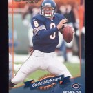 2000 Donruss Football #027 Cade McNown - Chicago Bears