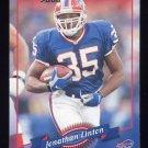 2000 Donruss Football #017 Jonathan Linton - Buffalo Bills
