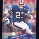 2000 Donruss Football #016 Antowain Smith - Buffalo Bills