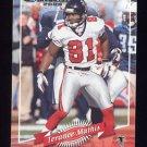 2000 Donruss Football #008 Terance Mathis - Atlanta Falcons
