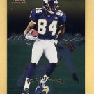 2000 Fleer Mystique Football #061 Randy Moss - Minnesota Vikings