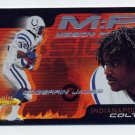 2000 Fleer Showcase Mission Possible #09 Edgerrin James - Indianapolis Colts