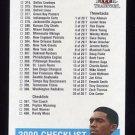 2000 Fleer Tradition Glossy #400 Randy Moss - Minnesota Vikings