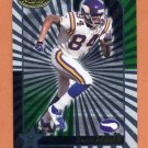 2000 Leaf Certified Football #128 Randy Moss - Minnesota Vikings