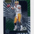 2000 Leaf Certified Football #118 Brett Favre - Green Bay Packers
