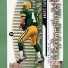 2000 Metal Hot Commodities #6 Brett Favre - Green Bay Packers
