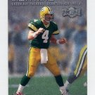 2000 Metal Football #158 Brett Favre - Green Bay Packers