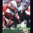 2000 Pacific Football #445 Shyrone Stith RC