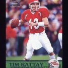 2000 Pacific Football #437 Tim Rattay RC