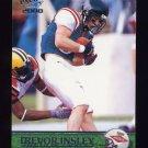 2000 Pacific Football #422 Trevor Insley RC