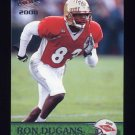 2000 Pacific Football #412 Ron Dugans RC