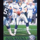 2000 Pacific Football #356 Jon Kitna - Seattle Seahawks