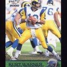 2000 Pacific Football #319 Kurt Warner - St. Louis Rams