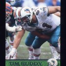 2000 Pacific Football #199 Tim Ruddy - Miami Dolphins